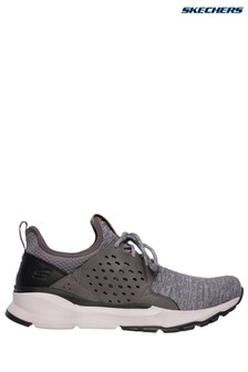 Skechers® Grey Relvin Shoe