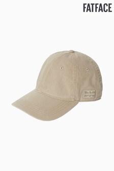 FatFace Natural Plain Baseball Cap