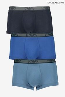 Armani Boxers Multi Colours Three Pack