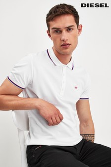 Diesel® Tipped Randy Polo
