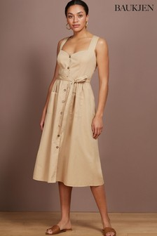 Baukjen Cream Lucille Dress