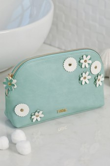 Flowers Make-Up Bag