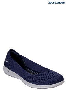 e5ca6daac00 Skechers® Navy Go Walk Lite Moonlight Shoe