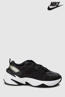 Nike Black/Silver M2K Tekno Trainers