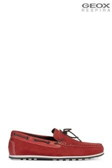 Geox Red U Mirvin Shoe