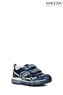 Geox Blue J Android Shoe