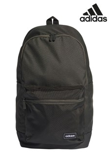 adidas Khaki Small Logo Backpack