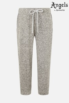 Angels By Accessorize Grey Marl Joggers