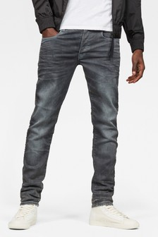 f7c02245875 Mens G Star Jeans | G Star Slim & Straight Fit Jeans | Next UK