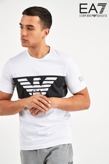 EA7 White Eagle T-Shirt