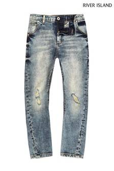 River Island Tony Mid Wash Jean