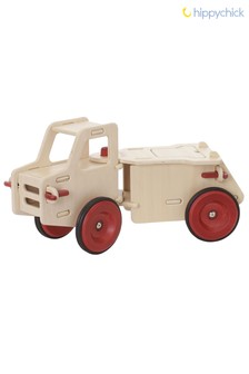 Wooden Toy Truck by Hippychick