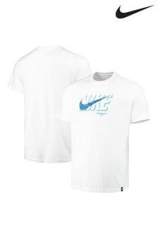 Diesel® Kids White Tekno Logo T-Shirt