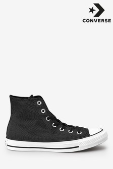 Converse Shimmer Chuck High Trainers