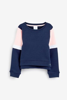 BOSS by Hugo Boss Navy Sweatshirt