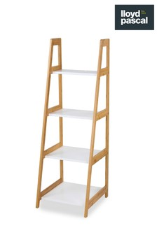 Lloyd Pascal Bamboo Ladder Shelves
