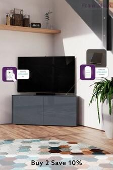 Frank Olsen Smart Corner TV Stand