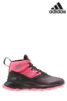 adidas Pink RapidaRun ATR Junior & Youth Boots