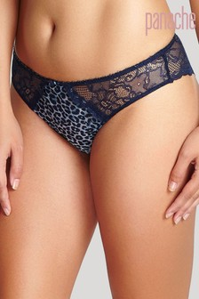 Panache Jasmine Animal Print Brazilian Briefs