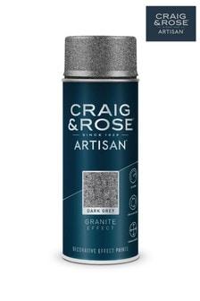 Craig & Rose Dark Grey Granite Spray Paint