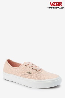 Vans Woven Authentic Trainer