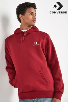 Converse Core Chevron Embroidered Hoody