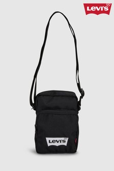 Levis® Black Cross Body Bag