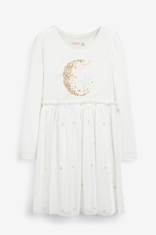 Billieblush White Occassion Dress