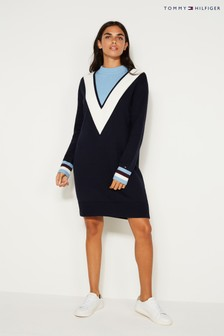 Tommy Hilfiger Blue Raissa Dress