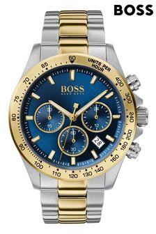 BOSS Hero Two-Tone Bracelet Watch