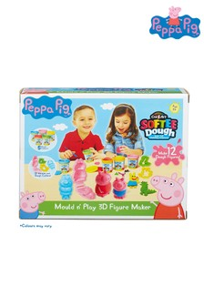 Peppa Pig™ Mould N Play 3D Figure Maker