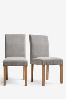 Set Of 2 Moda II Chairs