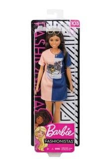 Barbie Fashionistas Tall Doll With Long Dark Hair