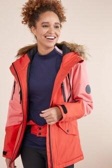 Функциональная лыжная куртка