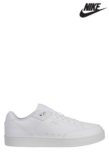 quality design 0e1a5 7ce23 Białe buty Nike Grandstand II