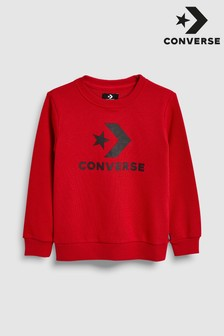 Converse Star Chevron Sweatshirt