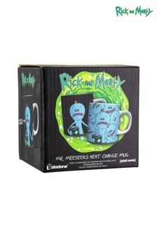 Rick And Morty Heat Change Mug