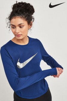 Nike Dri Navy Element Crew