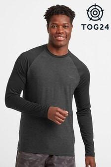 Tog 24 Black Baldwin Mens Tech T-Shirt