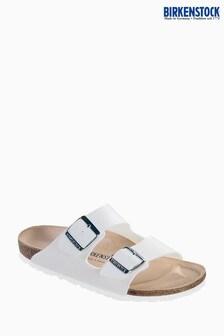 Birkenstock® Women's White Floral Arizona Sandal