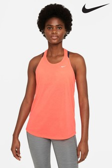 Nike Dri-FIT Orange Training Vest