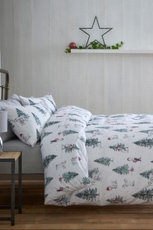 Bears Scene Bed Set