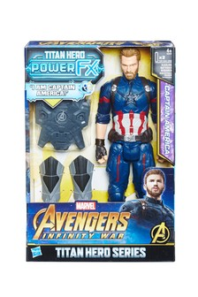 Marvel® Avengers: Infinity War Titan Hero Captain America