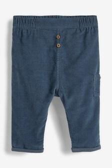 Вельветовые брюки (0 мес. - 2 лет)