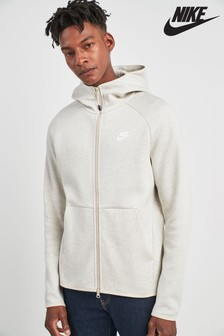 Sweat à capuche zippé en polaire Nike Tech