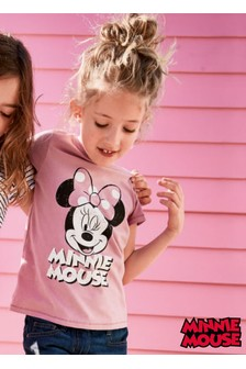 Minnie Mouse™ T-Shirt (3-16yrs)