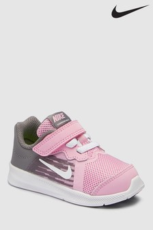 Nike Run Pink Downshifter 8 Infant