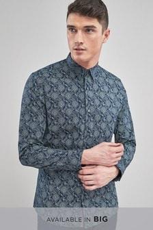 Mendy Floral Long Sleeve Shirt