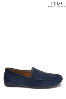 Polo Ralph Lauren® Suede Leather Slip-On Driver