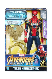 Marvel® Avengers: Infinity War Titan Hero Iron Spider-Man